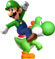 Luigi SMB2010