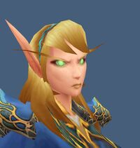 Celen Dawnweaver - Blood Elf Fixed