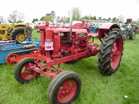 McCormic-Deering Farmall F-12 at Rushden 08 - P5010235