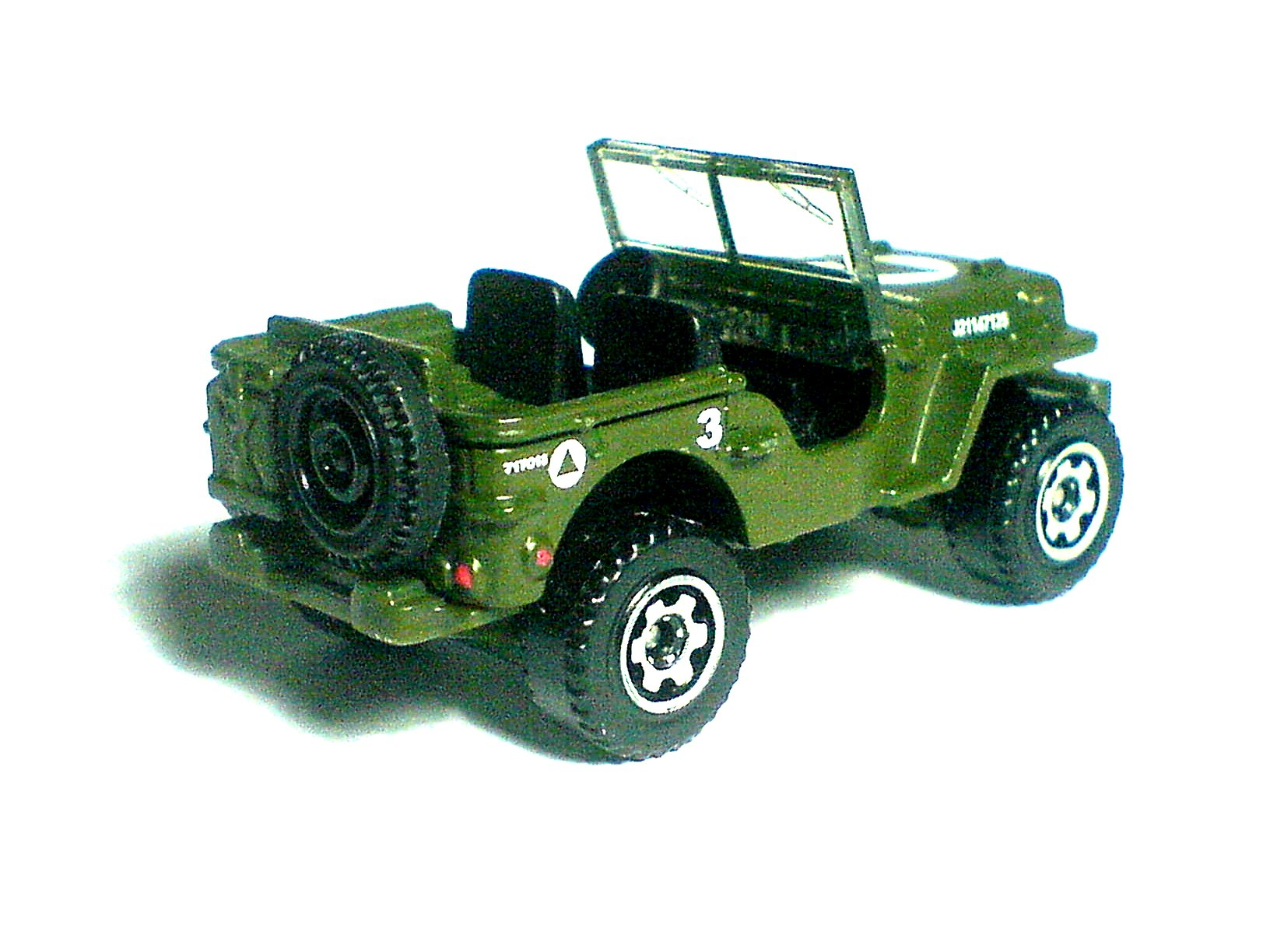 thunderbirds jeep