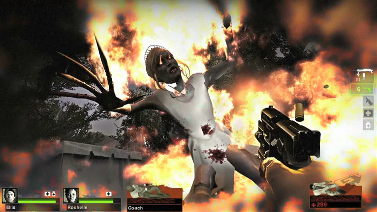 View Topic - Left 4 Dead 2 DLC - The Passing | The Elder Stats
