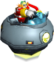 Eggman heroes