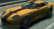 Banshee techo GTA IV