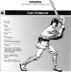 Luke Skywalker EGC