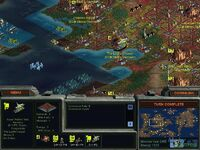 Sid Meier&#39;s Alpha Centauri screenshot