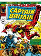 Captain Britain Vol 1 13