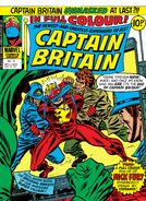 Captain Britain Vol 1 15
