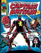 Captain Britain Vol 1 27