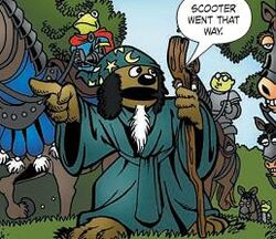 Rowlf.kingarthur