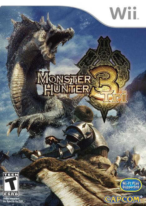 Monter Hunter Tri Wii