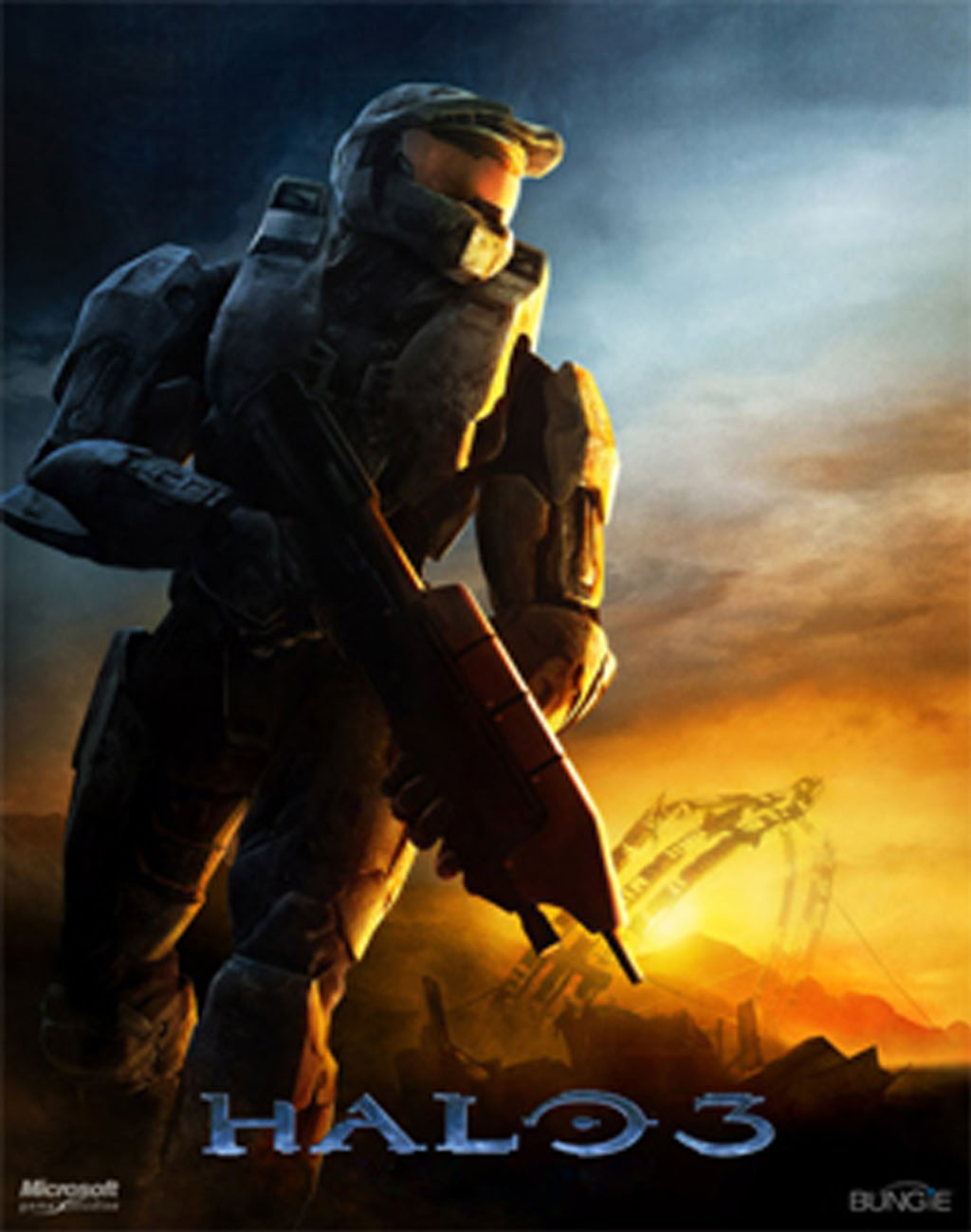Halo 3 (Only for Xbox360) Xbox360halo3