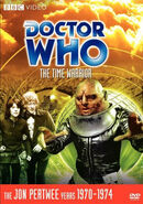 The Time Warrior DVD region 1 cover