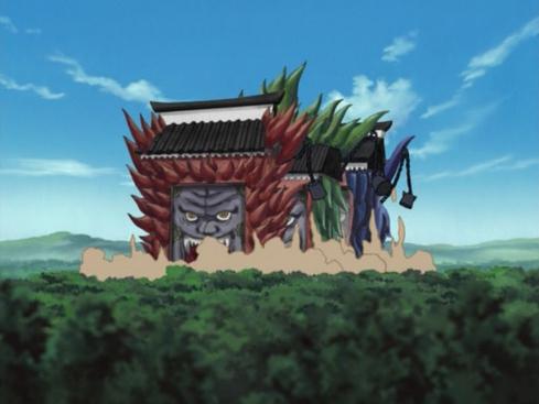 lịch sử và lý lịch của orochimaru 489px-Sanjuu_Rashomon