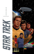 Star Trek Omnibus The Original Series cover