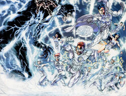 White Lantern Corps 001