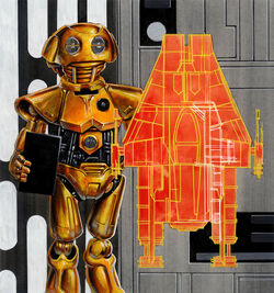 GY-I information analysis droid