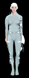 Chell concept portal 2