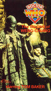 The Talons of Weng-Chiang VHS Australian cover