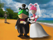 Slippy&#39;swedding
