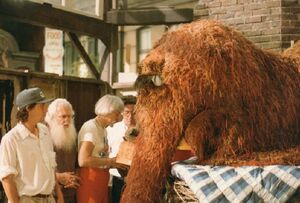 Snuffy bts