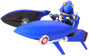 Metal Sonic 19