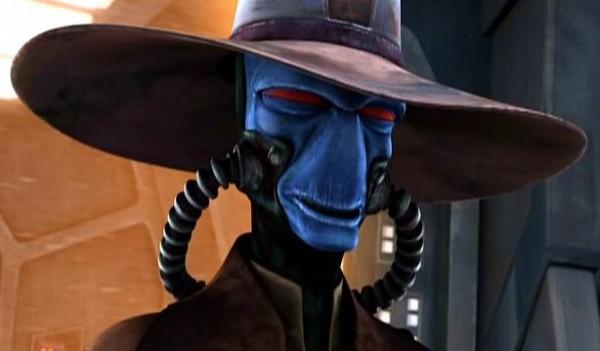 Cad Bane Avatar