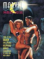 Marvel Swimsuit Special Vol 1 3