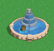 Duckling Fountain