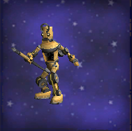 Clockwork Golem (Pet)