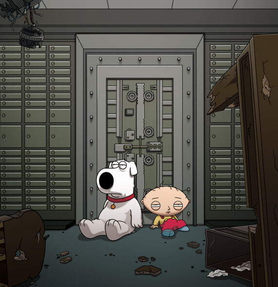 Family Guy Season 8 Episode 17 Brian & Stewie