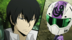 Hibari Paired With Skull