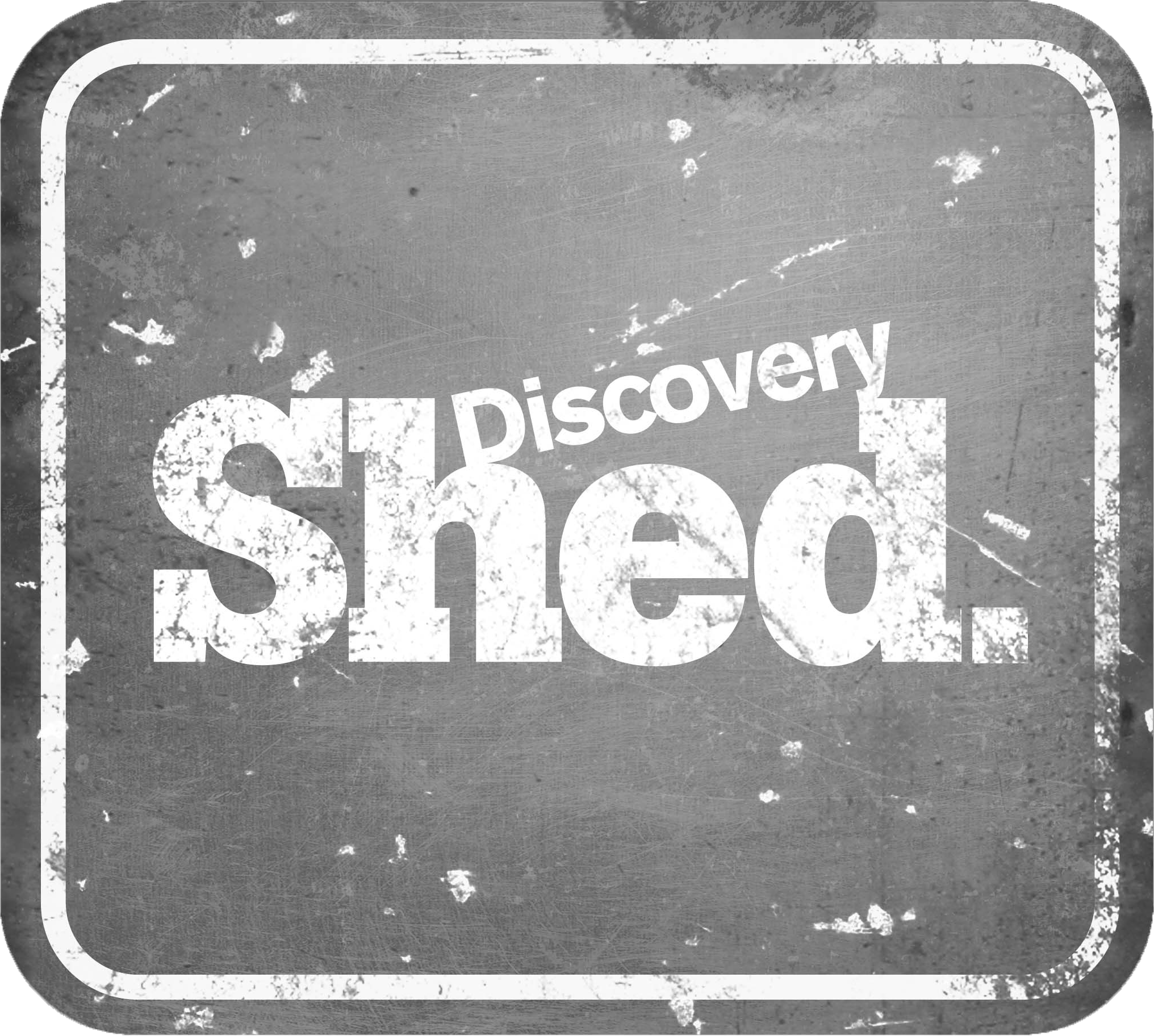 Discovery Shed - Logopedia, the logo and branding site