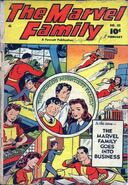 Marvel Family Vol 1 32