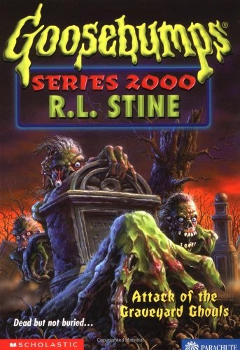 Attack Of The Graveyard Ghouls Goosebumps Wiki