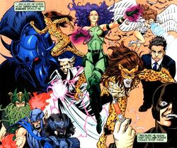 Wonder Woman Villains 001