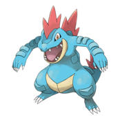 160Feraligatr