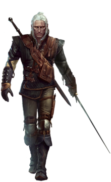 Tw2 full Geralt