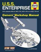 USS Enterprise Owners Workshop Manual cover