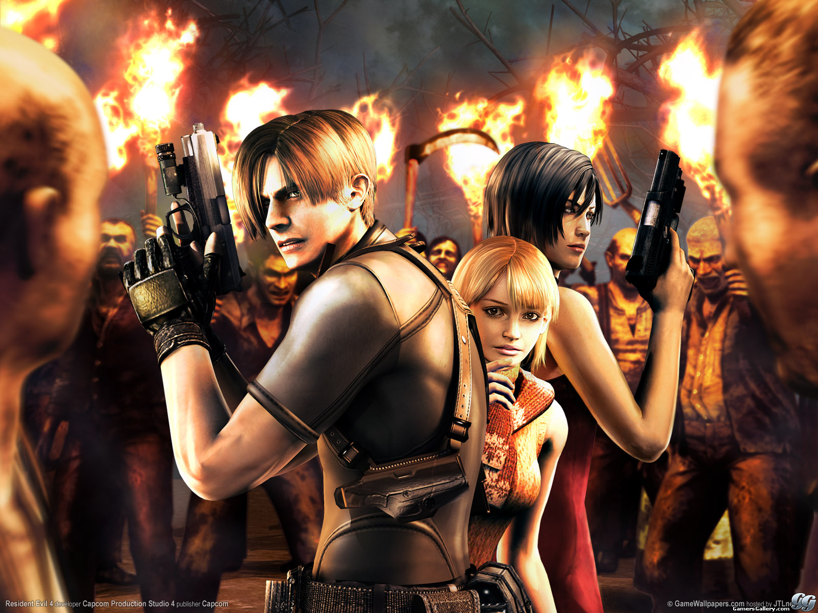 Resident Evil Wallpapers 2
