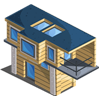 Modern Cottage-icon