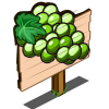 White Grape Mastery Sign-icon