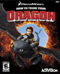 HTTYD Game Cover