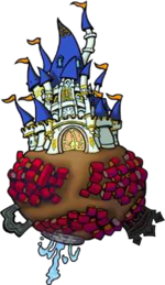 Disney Castle KH