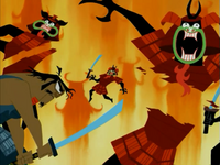 Aku Battle