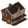 Weathered Farm House-icon