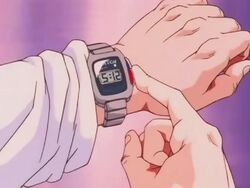 Saiyaman Watch
