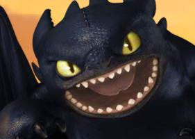 Image - Night-Fury.jpg - How to Train Your Dragon Wiki