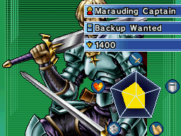 Marauding Captain-WC09