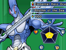 Elemental Hero Ocean-WC09