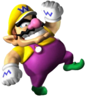 Wario NSMBDIY